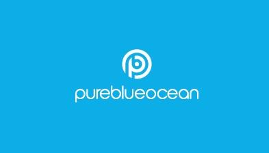 Pure Blue Ocean