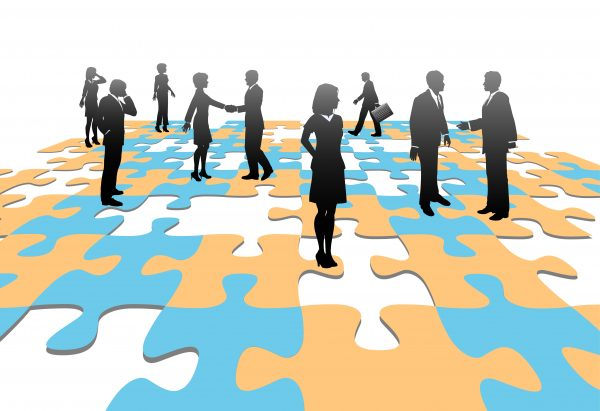 The power of networking. How wired in are you?