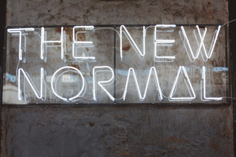 The New Normal…