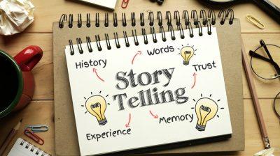 Storytelling or Selling?